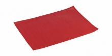 Place mat FLAIR CLASSIC 45x32 cm, ruby red