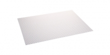 Place mat FLAIR SHINE 45x32 cm, pearl