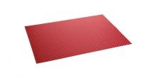 Podkładka FLAIR SHINE 45x32 cm, czerwona