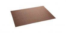 Place mat FLAIR SHINE 45x32 cm, bronze