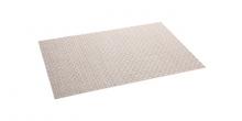 Салфетка сервировочная FLAIR RUSTIC 45x32 см, перламутровая