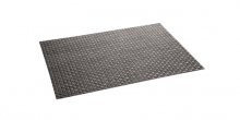 Place mat FLAIR RUSTIC 45x32 cm, anthracite