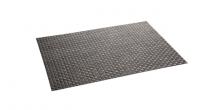 Салфетка сервировочная FLAIR RUSTIC 45x32 см, антрацитовая