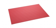 Place mat PURITY FLAIR 45x32 cm, raspberry