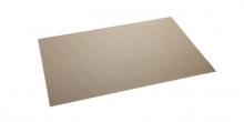 Place mat PURITY FLAIR 45x32 cm, cappuccino