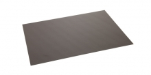 Place mat PURITY FLAIR 45x32 cm, chocolate