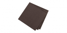 Table napkins FLAIR, chocolate
