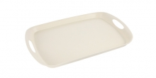 Tray FANCY HOME 44 x 30 cm, cream
