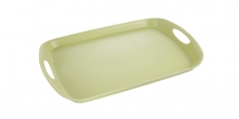 Tray FANCY HOME 44 x 30 cm, olive