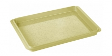 Serving tray FLAIR with anti-skid mat, 50x33 cm