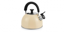 Tea kettle PERFECTA Cream 2.0 l