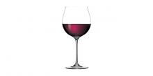 Келихи для бургундського вина Sommelier 610 мл, 6 шт.