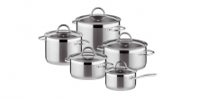 Cookware set VISION, 10 pcs