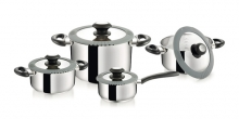Cookware set SmartCOVER, 8 pcs