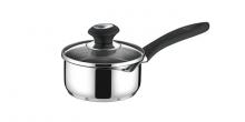 Saucepan PRESTO with spout and cover, ø 16 cm, 1.25 l