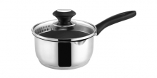 Saucepan PRESTO with non-stick coating and cover, ø 16 cm, 1.5 l