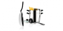 Pasta cooking set PRESTO, 6 parts
