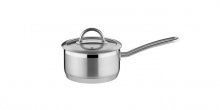 Saucepan VISION ø14 cm with cover, 1.0 l