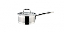 Saucepan PRESIDENT with cover ø 16 cm, 1.5 l