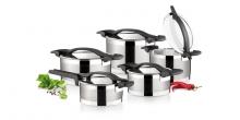 Batería de cocina ULTIMA, 10 pzs