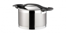 Deep pot ULTIMA with cover ø 24 cm, 7.0 l