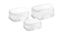 Containers FreshZONE 3 pcs