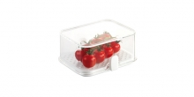 Healthy container for the refrigerator PURITY,  14x11 cm