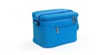 Thermobox mit Gel-Kühlkissen COOLBAG, 2 Dosen