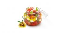 Jar with flip-top closure DELLA CASA 750 ml