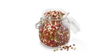 Jar with flip-top closure DELLA CASA 1000 ml