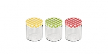 Preserving jars DELLA CASA 400 ml, 3 pcs