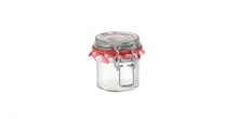 Preserving jar with flip-top closure DELLA CASA 100 ml