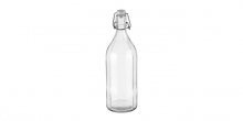 Square flip-top bottle DELLA CASA 1000 ml