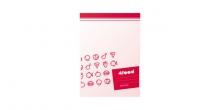 Пакети для продуктів 4FOOD 25 x 35 см, 10 шт