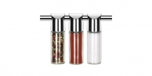 Suspendable spice jar MONTI, 3 pcs