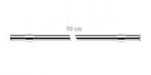 Drążek do zawieszania MONTI, 90 cm