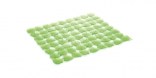 Sink mat CLEAN KIT 32x28 cm, leaves