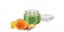 Scented candle FANCY HOME 200 g, Argan blossoms