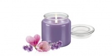 Scented candle FANCY HOME 410 g, Provence