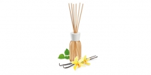 Scent diffuser FANCY HOME 120 ml, Vanilla & patchouli
