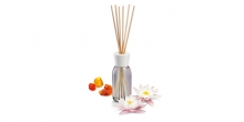 Scent diffuser FANCY HOME 120 ml, Lotus & amber