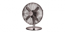 Ventilador de mesa FANCY HOME ø 30 cm, antracita