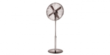 Ventilador de pie FANCY HOME ø 40 cm, antracita