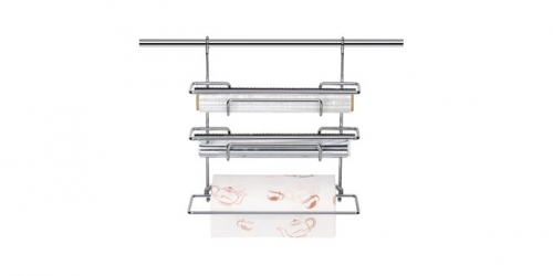 Zásobník na fólie a papierové  utierky MONTI