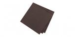 Obrúsky pre stolovanie FLAIR, čokoládová farba