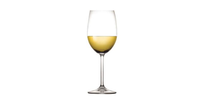 Kieliszki do wina białego CHARLIE 350 ml, 6 szt.