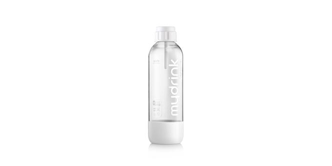 Fľaša na prípravu sýtených nápojov myDRINK