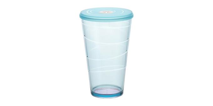 Trinkbecher mit Deckel myDRINK 600 ml