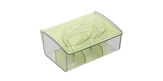 TESCOMA zásobník na čajové sáčky myDRINK, zelená