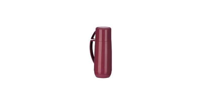 TESCOMA termoska s hrníčkem FAMILY 0.3 l, červená